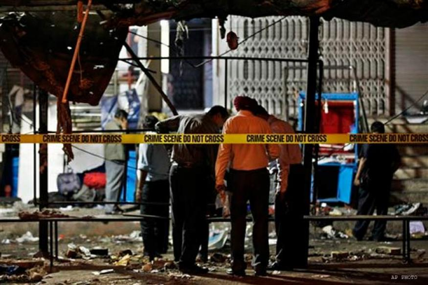 15 teams constituted to crack Hyderabad blasts case