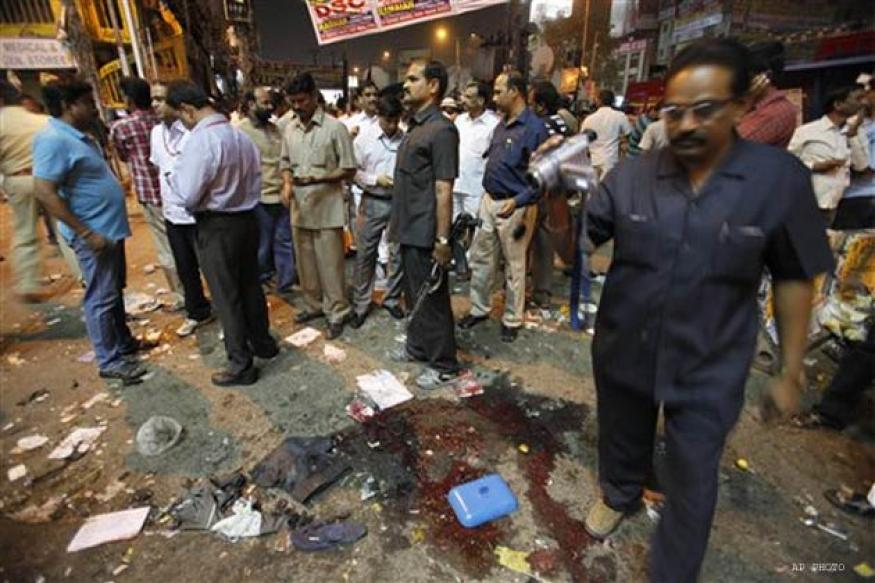 Hyderabad: People thought the first blast was a gas cylinder burst