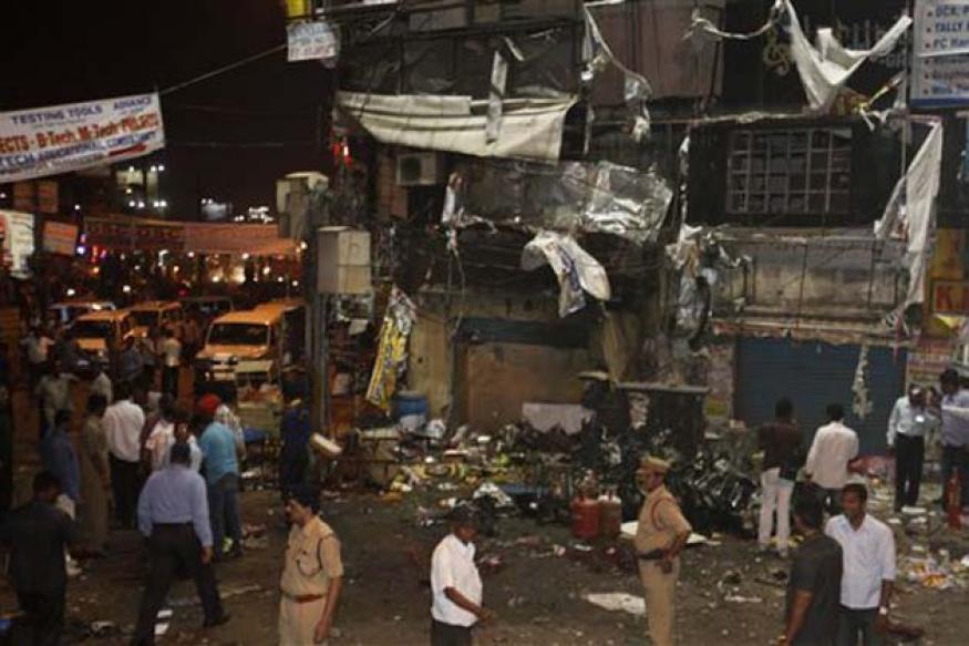Hyderabad blasts: High alert in all major cities