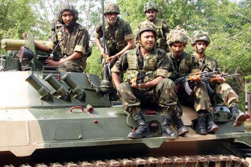 Defence budget allocation raised to Rs 2 lakh crore