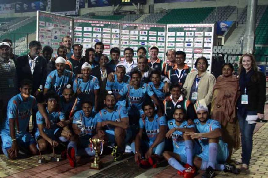 India men stay unbeaten, progress to World League Round 3