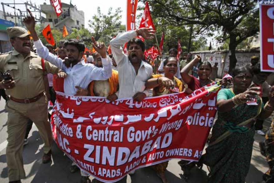 Banking, postal services hit due to strike in TN