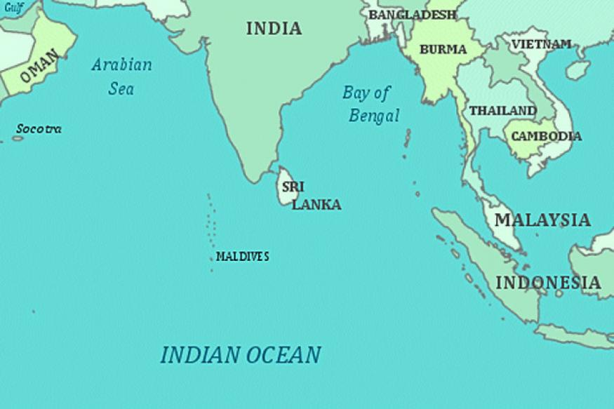 Prehistoric 'lost continent' found in the Indian Ocean