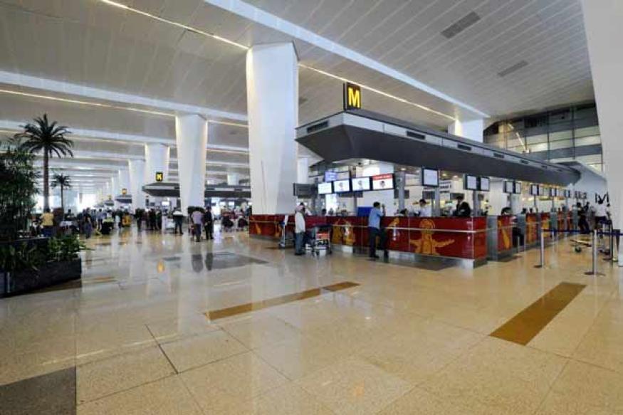 Delhi airport wins international health, safety award