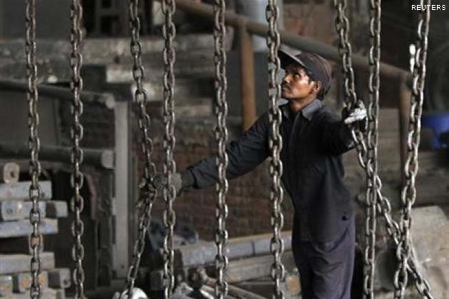 December industrial output contracts 0.6 per cent