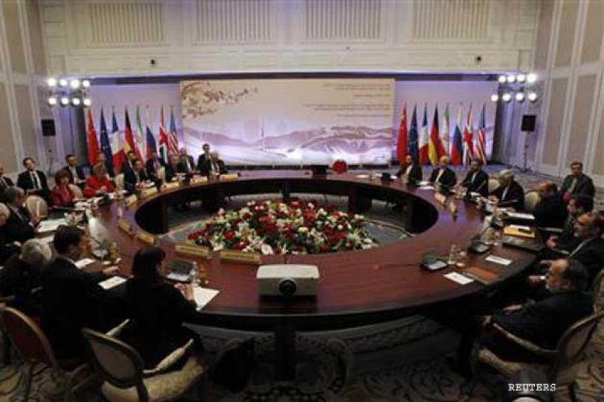 World powers wait to hear Iran response to nuclear offer