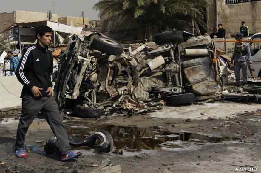 Iraq: Series of explosions kill 22, injure dozens