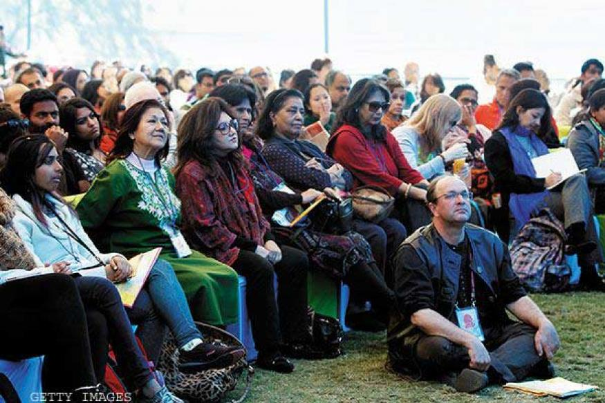 Footnotes from Jaipur Literature Fest