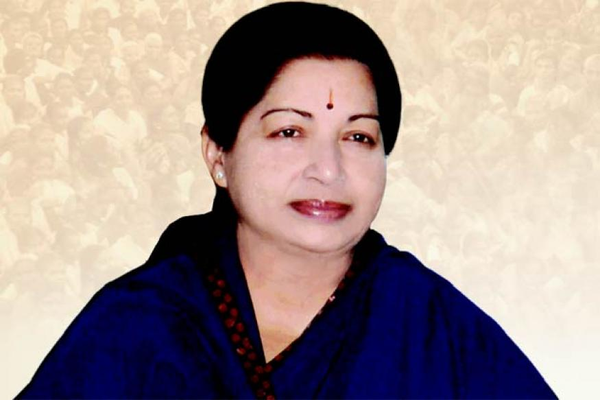Jaya blames UPA's 'wrong' economic policies for price rise