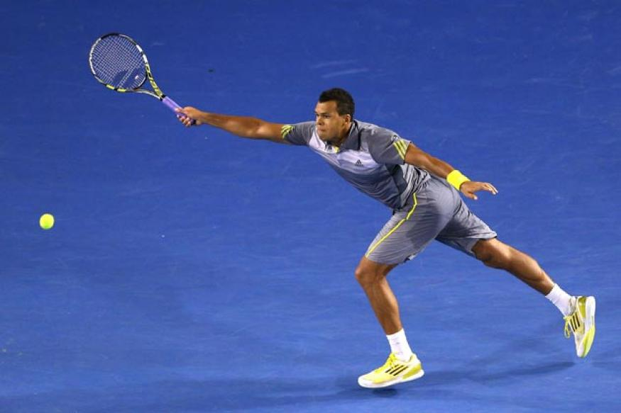 Tsonga, Gasquet give France 2-0 lead over Israel