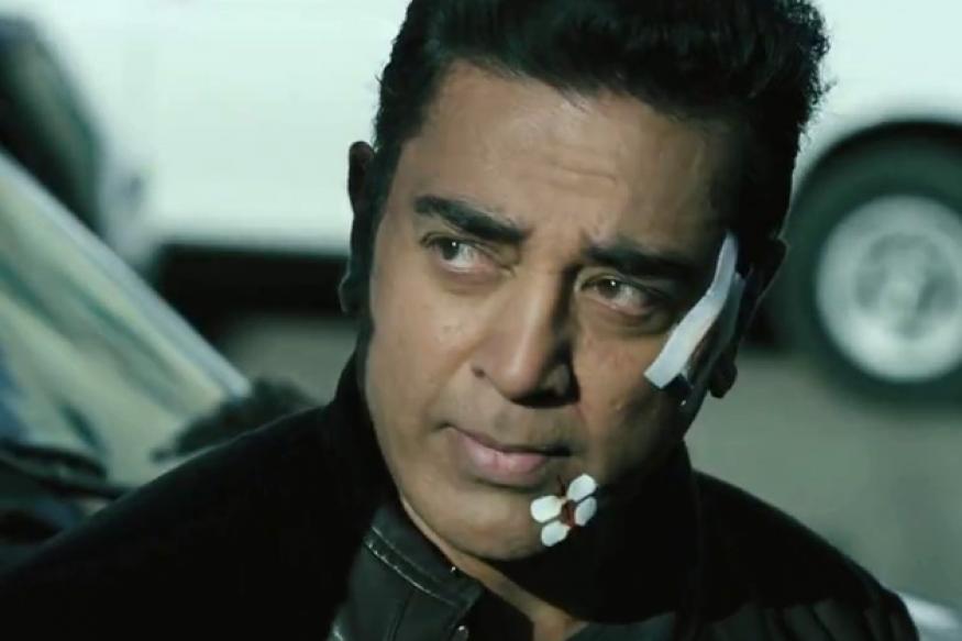 No anger over 'Vishwaroopam' row: Kamal Haasan