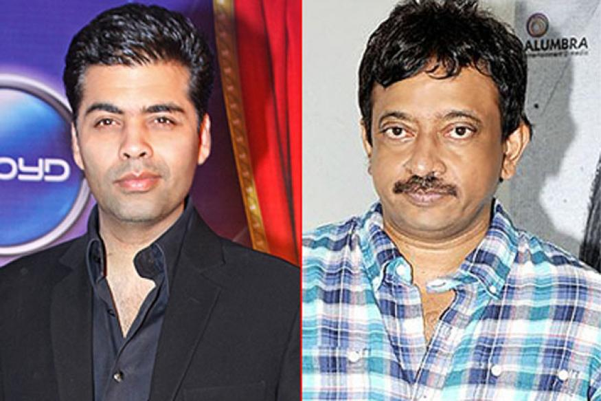 RGV invites Karan Johar for a special screening of his new film