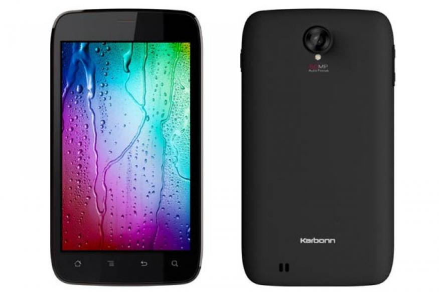 Karbonn Smart A111 available online for Rs 10,290