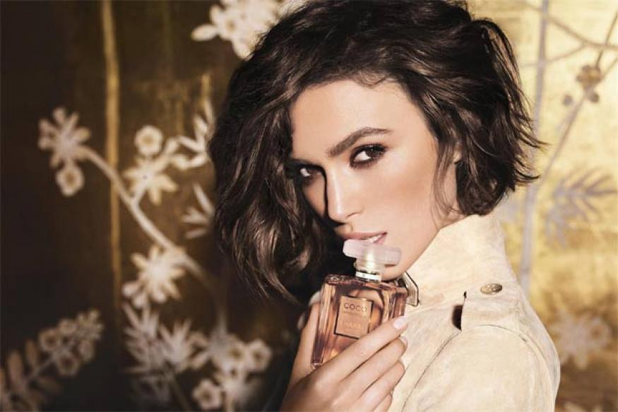 Keira Knightley's Chanel commercial deemed  unsuitable for children