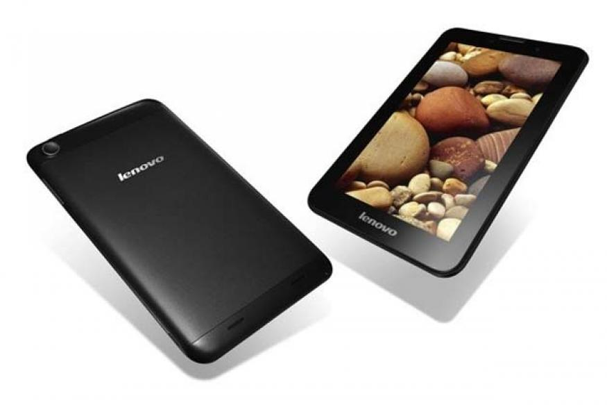 Lenovo announces three new Android tablets