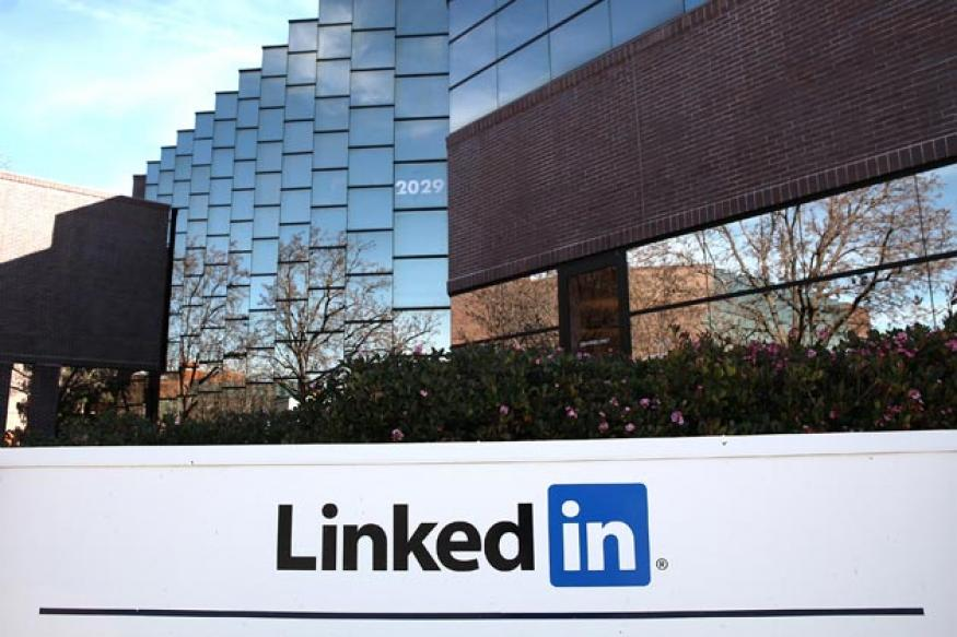 LinkedIn shares soar after stellar results