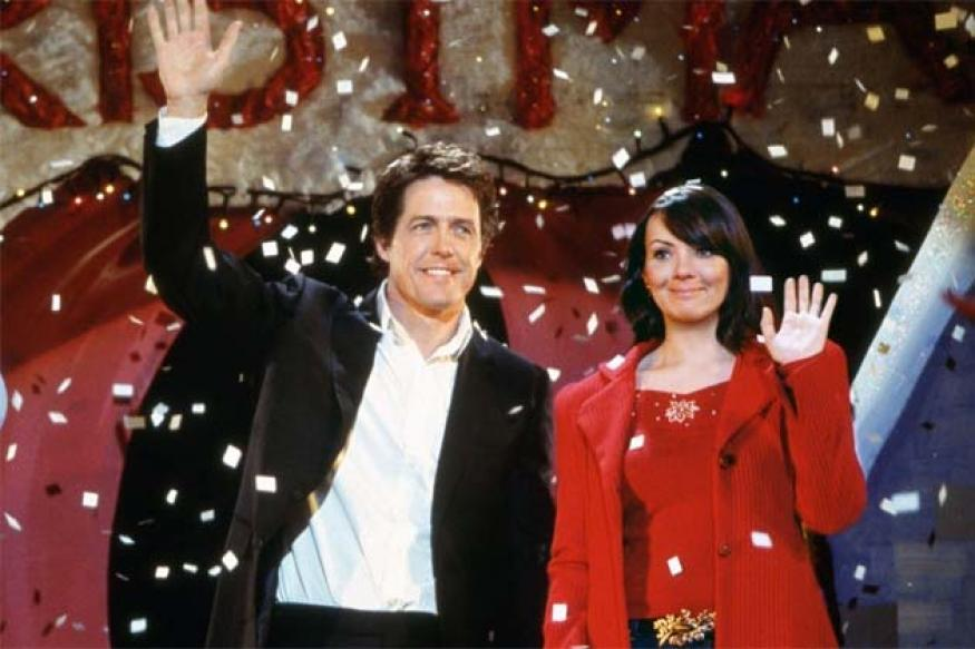 'Love Actually' named most romantic film in poll