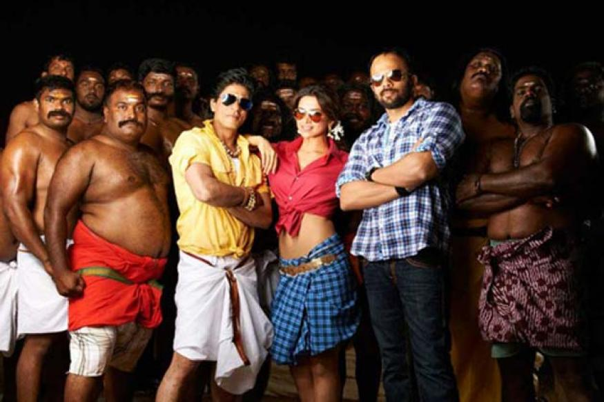 Why Deepika wore a lungi in 'Chennai Express'