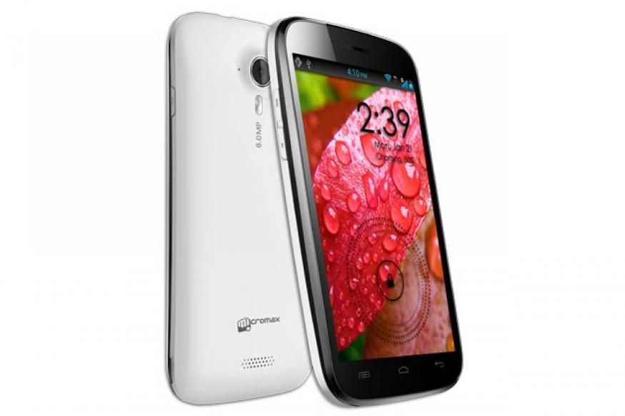 Micromax A116 Canvas HD available online for Rs 13,990