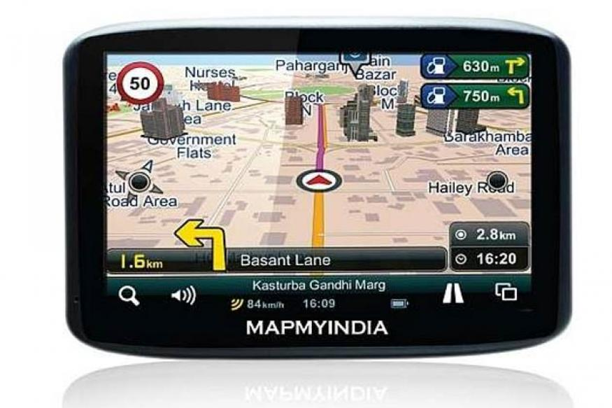 MapmyIndia launches Navigator Lx340 for Rs 8,990