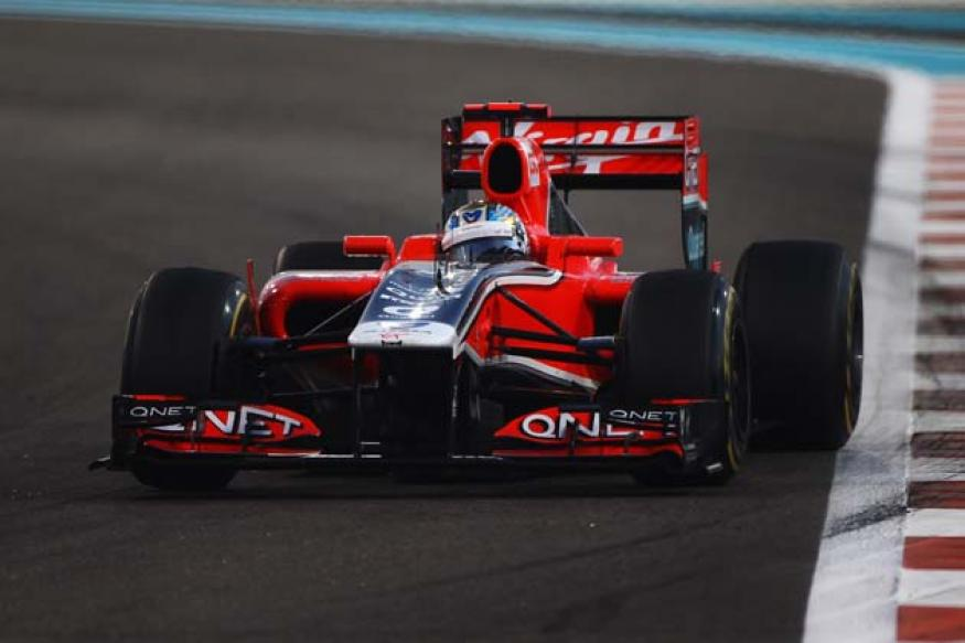 Marussia close to announcing their second driver