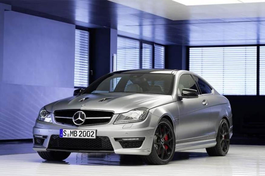 2014 Mercedes C63 AMG Edition 507 unveiled