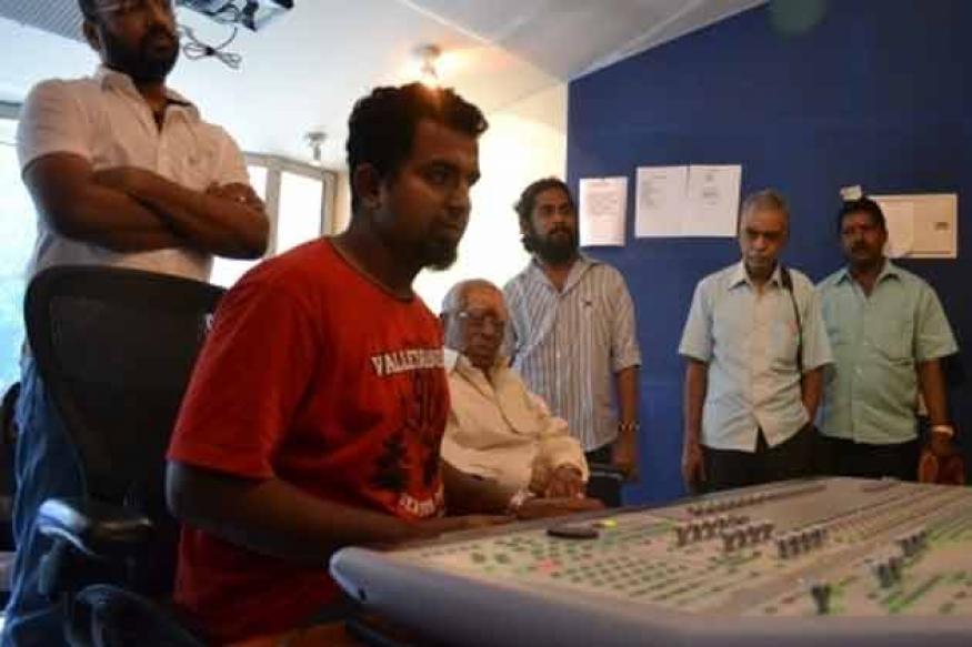 Veteran actor Vishwanathan croons for 'Neelam'