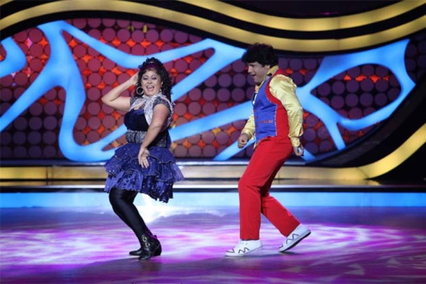 'Nach Baliye 5' celebs recreate B'wood couples' magic
