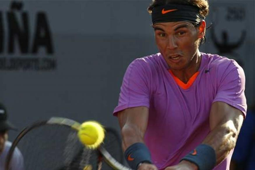 Nadal enters both singles and doubles finals in Chile