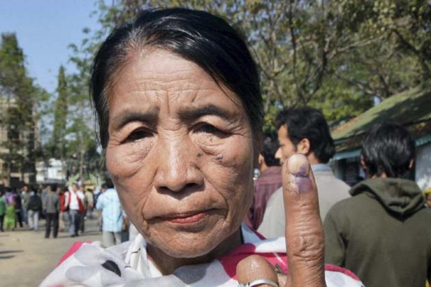 Nagaland witnesses over 83 per cent voter turnout
