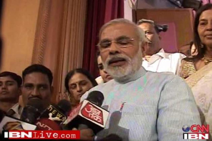 Modi demands provisions for high speed rail in budget