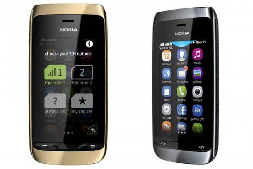 Nokia launches Asha 310 with dual SIM and Wi-Fi at $102