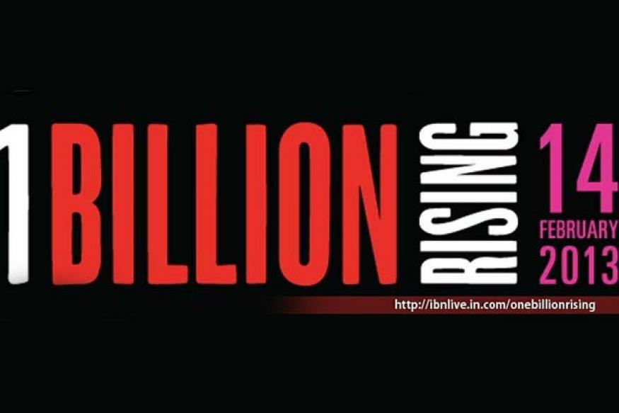 'One Billion Rising' campaign tomorrow