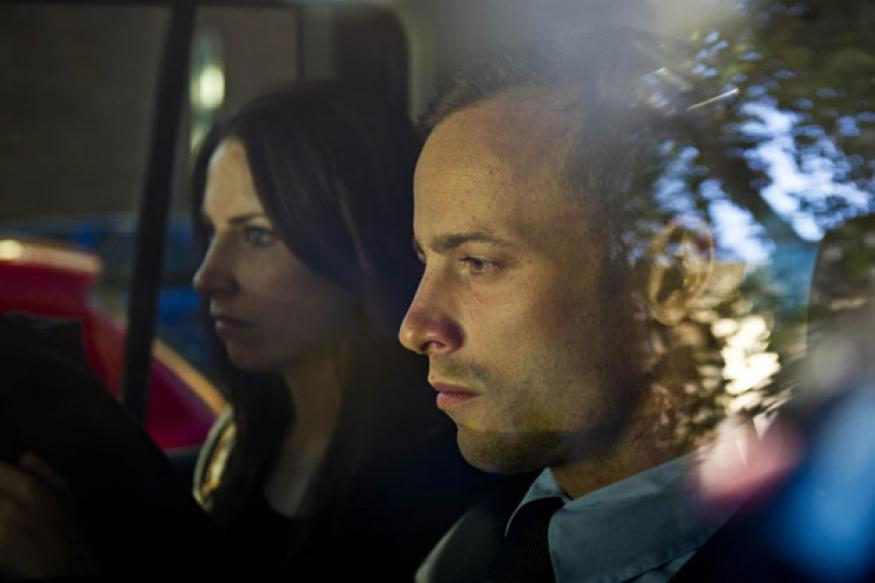 Father of Pistorius' girlfriend speaks out