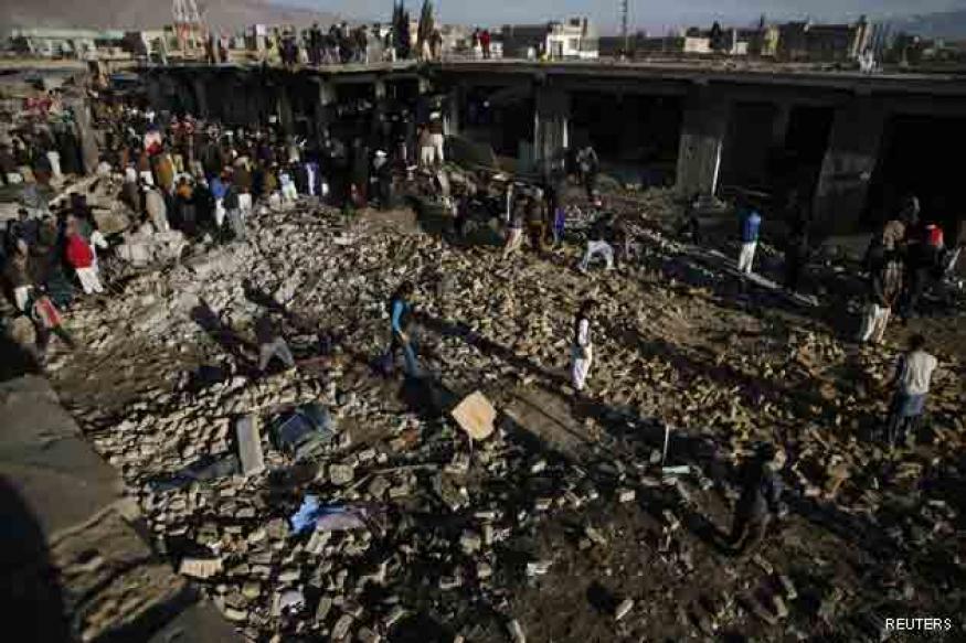 Pakistan: Quetta blast toll rises to 81