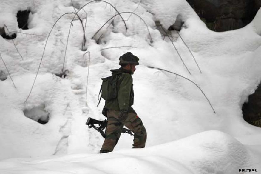 Militant shot dead amid ceasefire violation by Pak
