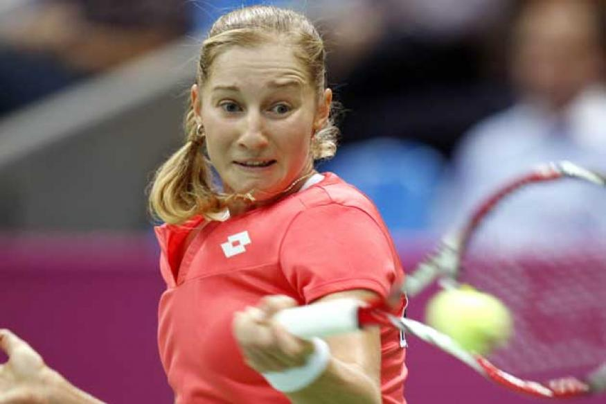 Russia beat Japan 3-2 in Fed Cup first round