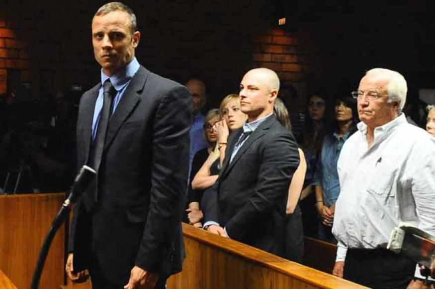 Is Pistorius a lover caught in tragedy?