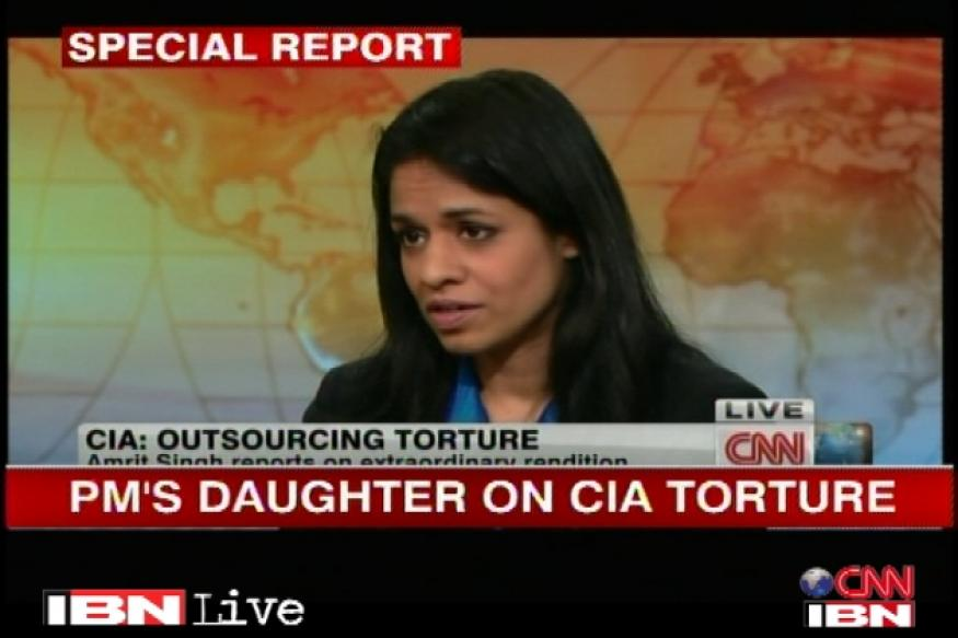 PM's daughter Amrit Singh blows the whistle on CIA