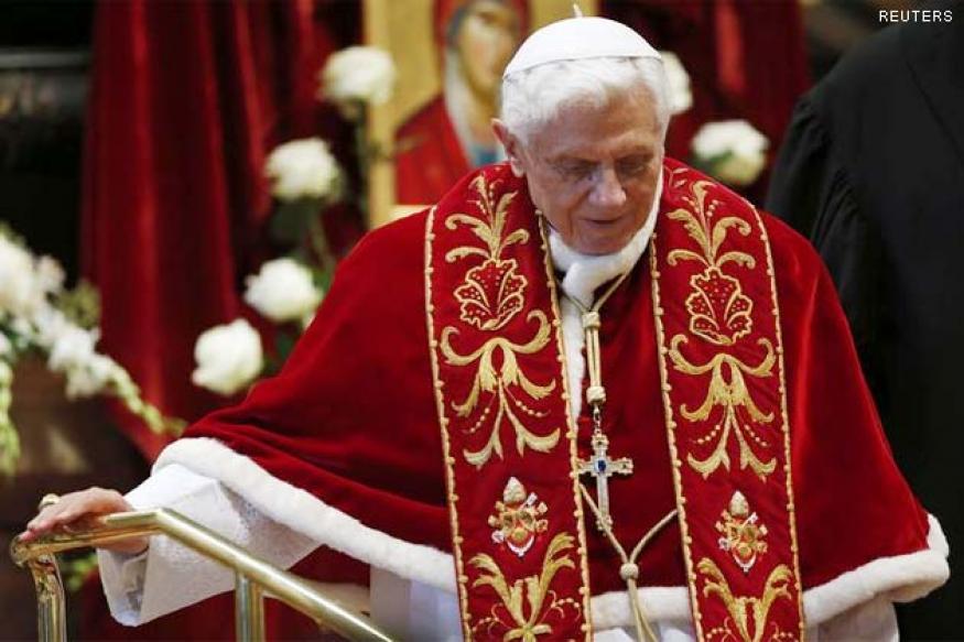 Pope Benedict XVI to resign on February 28: Vatican