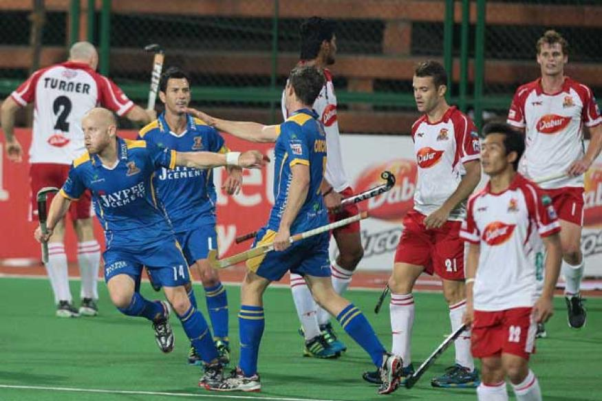 Punjab search for win in Ranchi to reach HIL semis