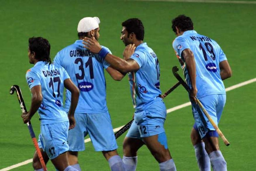 India beat China for fourth consecutive win