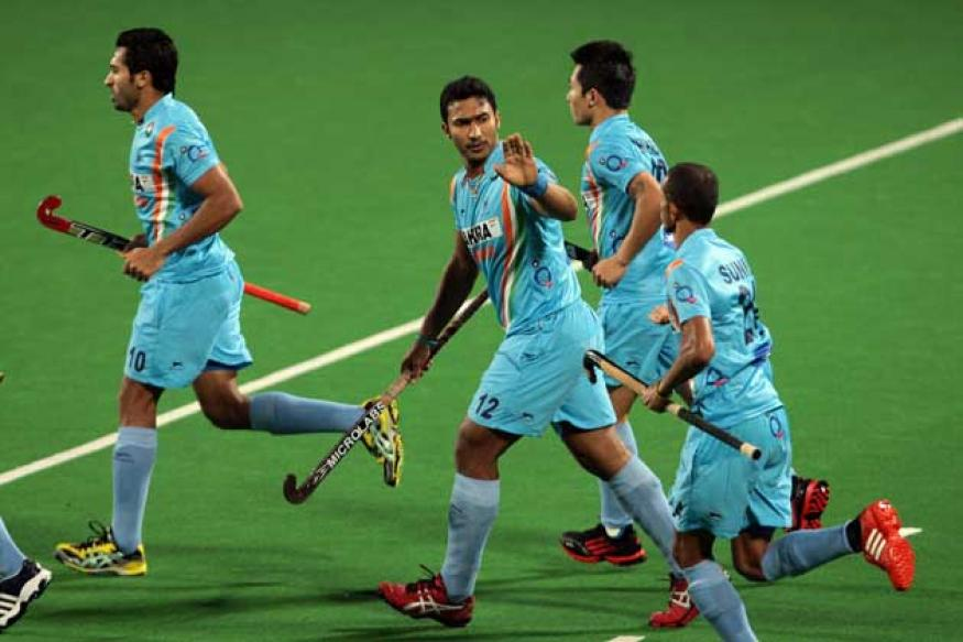 Hockey World League, India vs China: As it happened