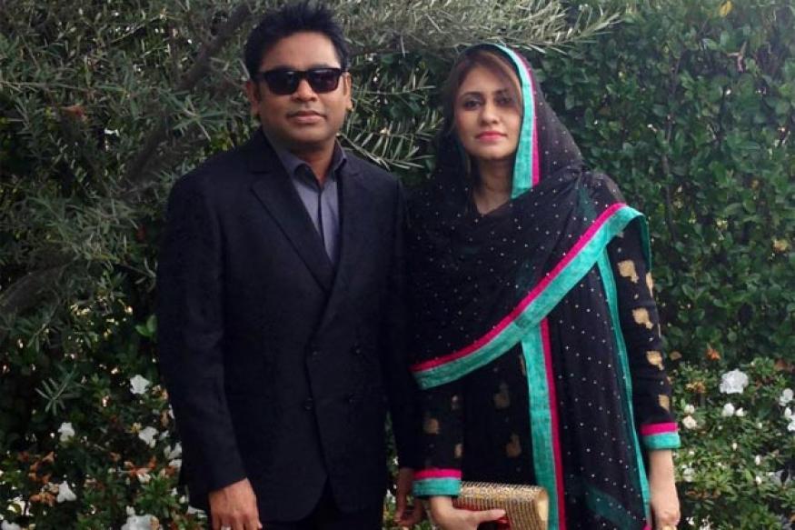 Grammy Awards: AR Rahman walks the red carpet