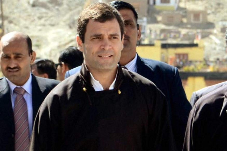 Congress should address basic problems first: Rahul