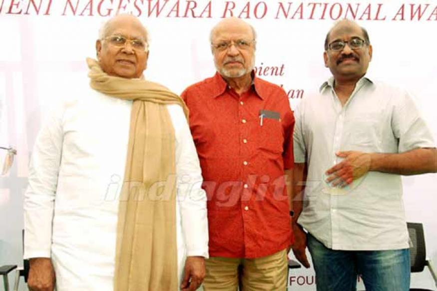 The ANR Award is special for me: Shyam Benegal