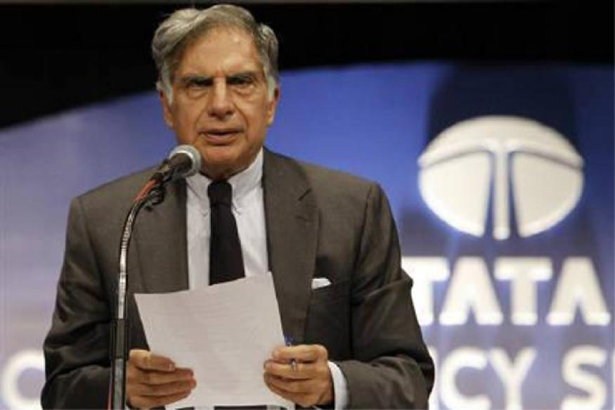 Ratan Tata joins global leaders for Global Ocean Comm