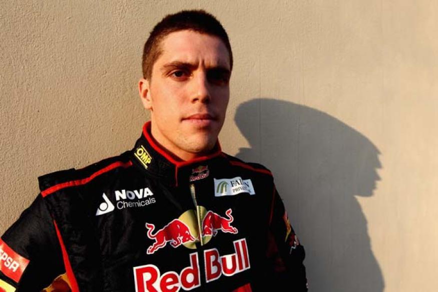 Razia to race for Marussia F1 team