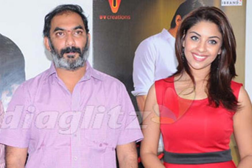 'Mirchi': Telugu film team celebrates its success