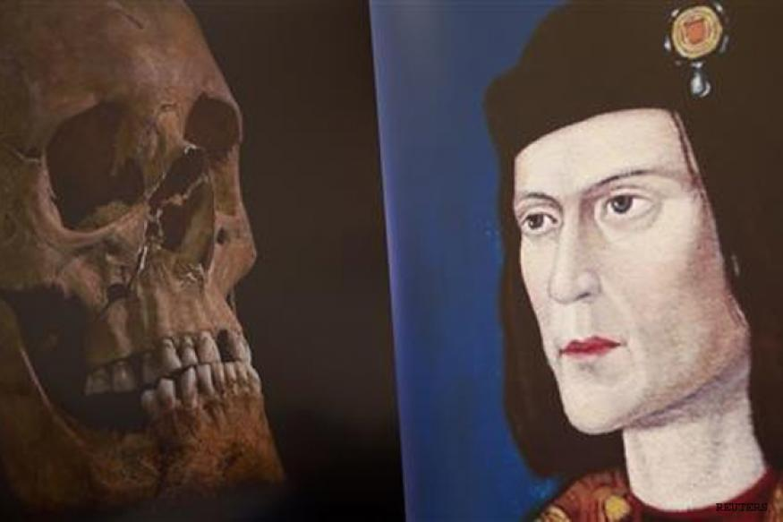 UK: Scientists claim to have found King Richard III's skeleton